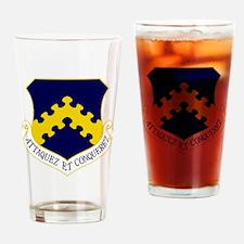 8th FW - Attaquez Et Conquerez Drinking Glass