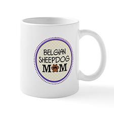 Belgian Sheepdog Mom Mugs