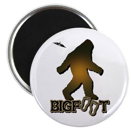 Bigfoot Magnet