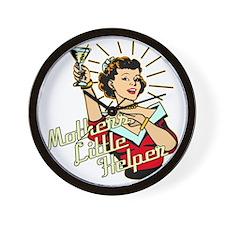 MOTHERS-LITTLE-HELPER- Wall Clock