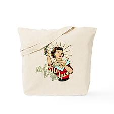 MOTHERS-LITTLE-HELPER- Tote Bag