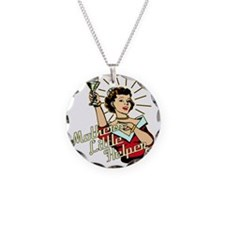 MOTHERS-LITTLE-HELPER- Necklace