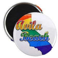 Avila Beach Magnet