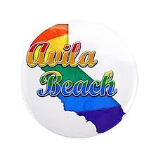 """Avila Beach 3.5"""" Button"""