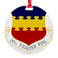 20th FW Ornament