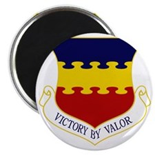 20th FW - Victory By Valor Magnet