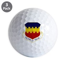 20th FW - Victory By Valor Golf Ball