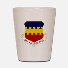 20th FW Shot Glass