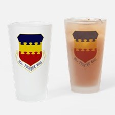 20th FW Drinking Glass