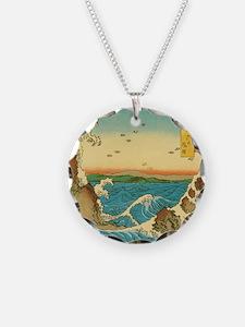 HiroshigeRapids1SC Necklace