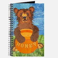 duvetTwinHoneyBear Journal