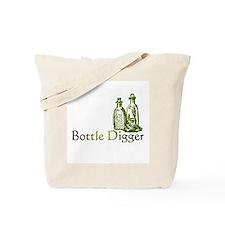 Bottle Digger Tote Bag