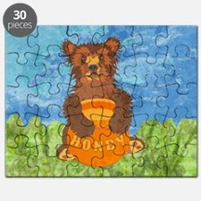 squareHoneyBear Puzzle
