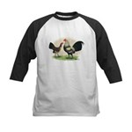 Brassy Back OE 2 Kids Baseball Jersey