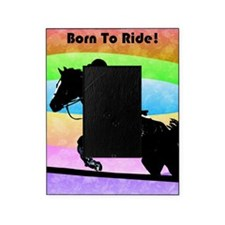 born_to_ride Picture Frame
