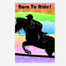 born_to_ride Postcards (Package of 8)