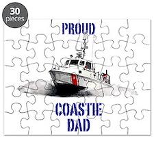 USCG Boat Dad Mug Puzzle