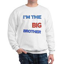 bigbrother-basketball-black Sweatshirt