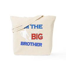bigbrother-basketball-black Tote Bag