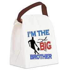 bigbrother-basketball Canvas Lunch Bag