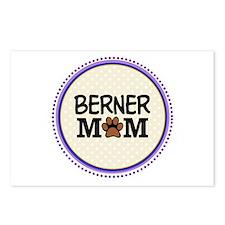 Berner Dog Mom Postcards (Package of 8)