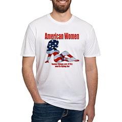 American Women Patriotic Shirt