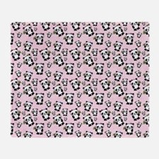 pandasc4.gif Throw Blanket