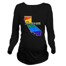 Bryson Long Sleeve Maternity T-Shirt