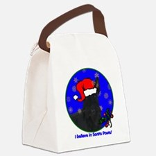 scottiexmas-shirt Canvas Lunch Bag