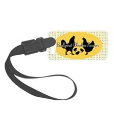 stick-chick-5 Luggage Tag