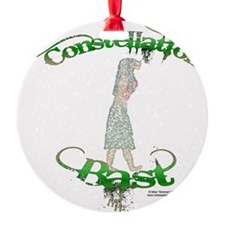 Constellation Bast Shirt Ornament