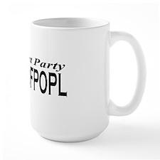 BPbumpersticker10x3-a Mug