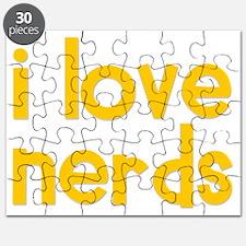 yellow_i_love_nerds Puzzle
