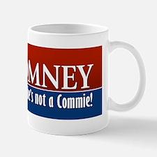 Romney - Not a Commie Mug