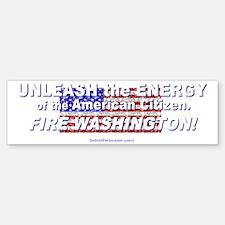 UnleashEnergy2 Sticker (Bumper)