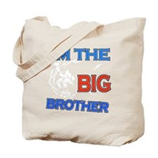 bigbrother-skateboard-1-black Tote Bag
