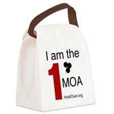 One MOA_1 Canvas Lunch Bag