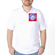 JIRP color Bleed sq 950x950 -- 300 dpi T-Shirt