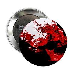 blood skull Button