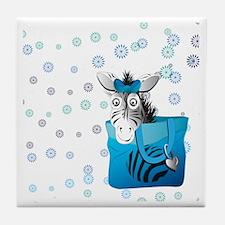 shower-curtain Tile Coaster