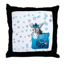 shower-curtain Throw Pillow