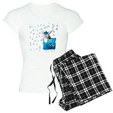 shower-curtain Pajamas