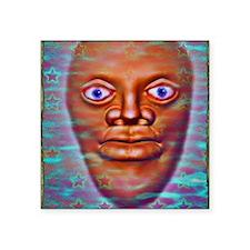 """StarMan Square Sticker 3"""" x 3"""""""