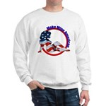Make Mine American Patriotic Sweatshirt