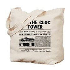 savetheclocktower Tote Bag