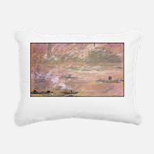 69 Rectangular Canvas Pillow