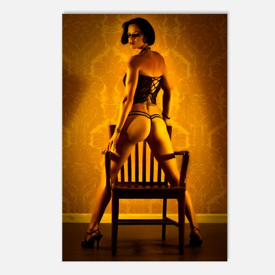 In The Time Out Chair Postcards (Package of 8)
