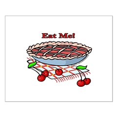 Eat Me Posters