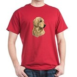 Golden retriever tee shirts Clothing
