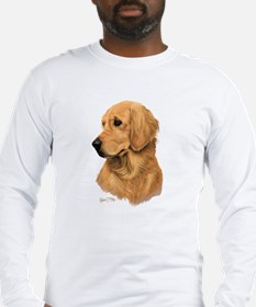 Golden Retriever Long Sleeve T-Shirt
